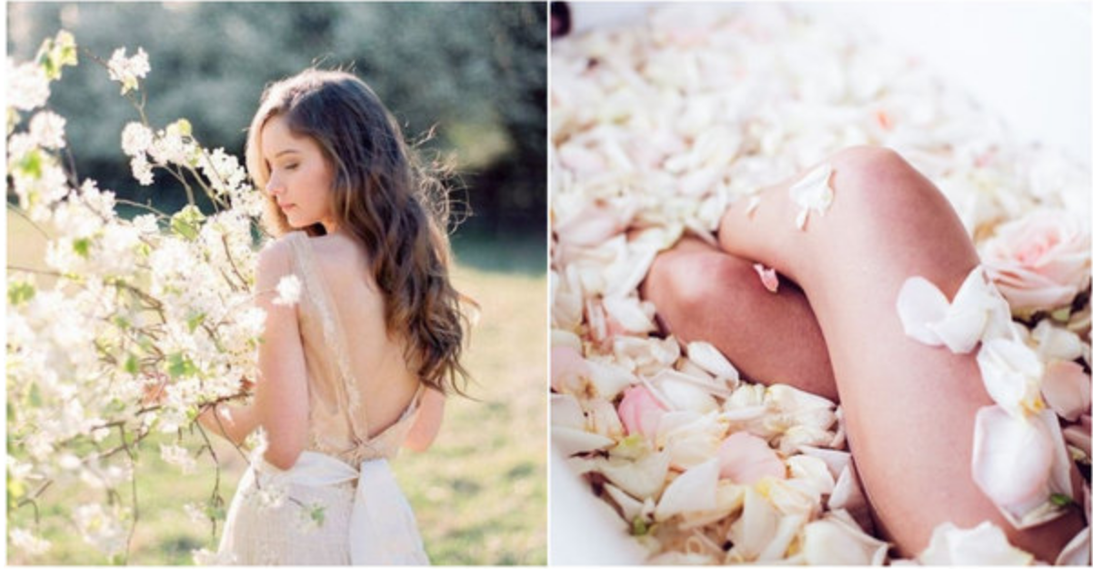 打造花花世界!十大清新、花果香沐浴系列盤點 以色列綠玫瑰、紫丁香... 讓你渾身香氣逼人!