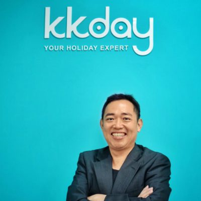 KKday執行長及創辦人陳明明
