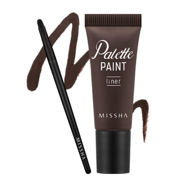 MISSHA 玩心調色盤眼線膠筆