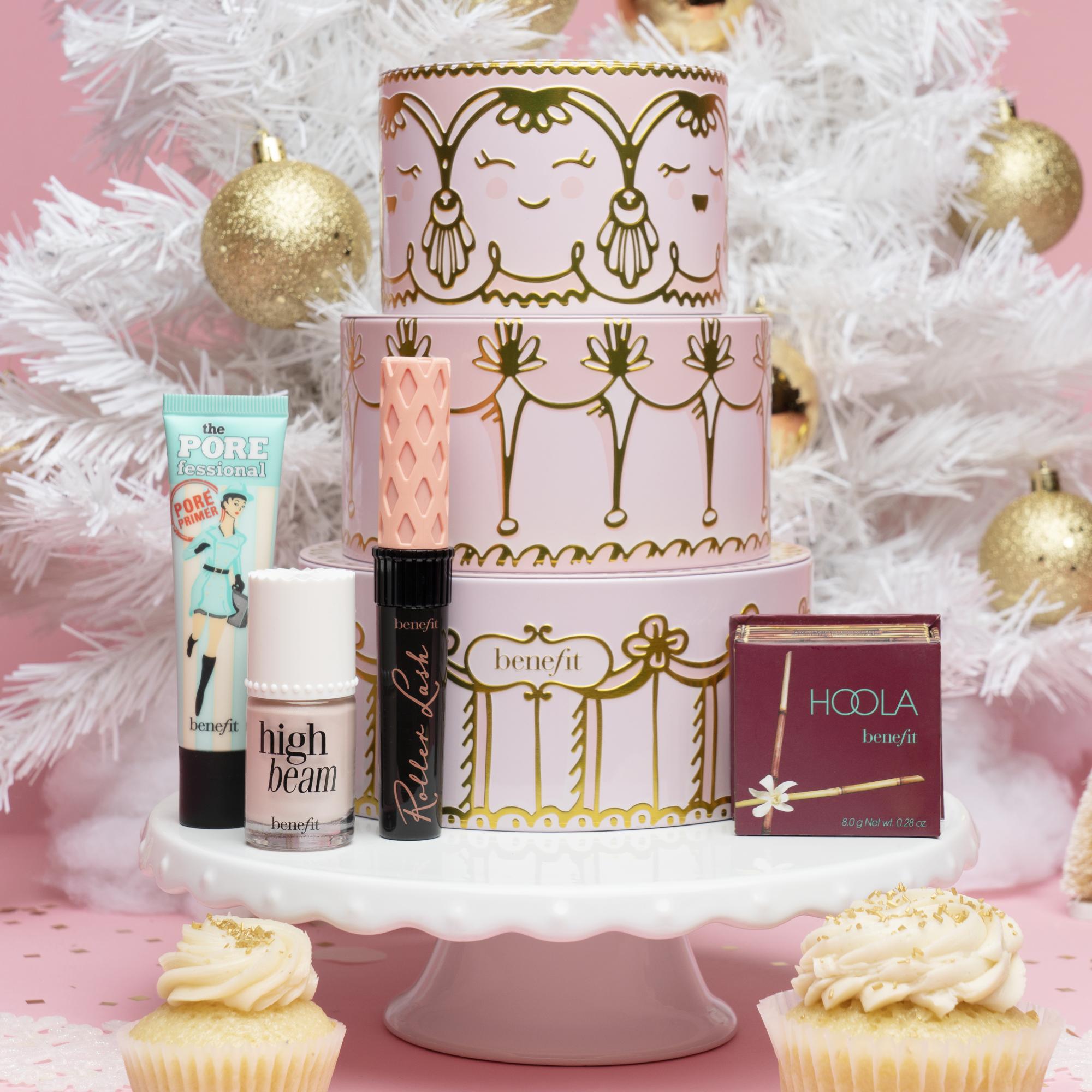嘖嘖稱齊完美粉紅彩妝盒