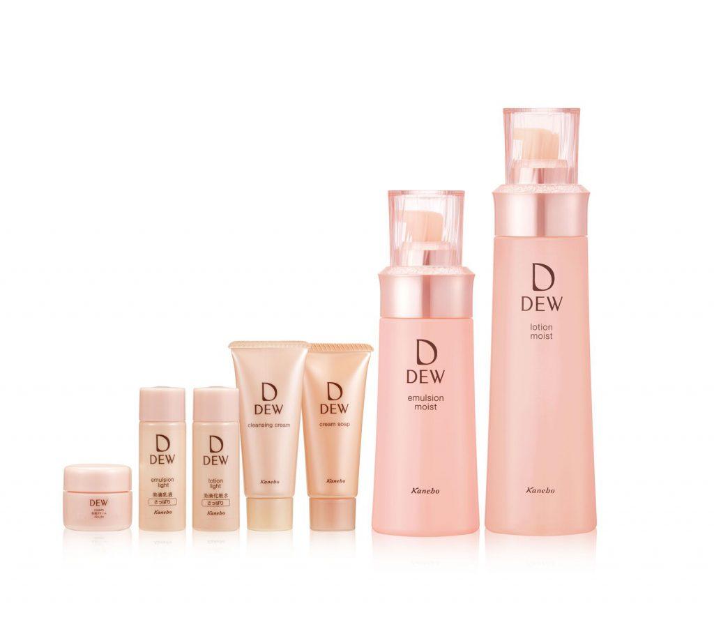 DEW 水潤柔膚露+乳 保濕超值組