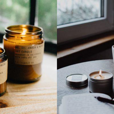 居家療癒 文青Aesop、天然P.F. CANDLE… 眼、鼻、心的三重頂級享受 挑選你的命定香氣!