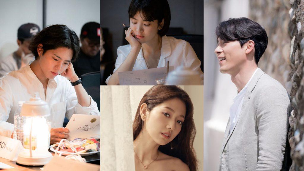 玄彬、朴信惠於12月播出《阿爾罕布拉宮的回憶》、宋慧喬搭擋朴寶劍出演《男朋友》