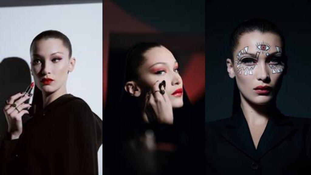 Dior全球彩妝創意形象總監Peter Philips創作三種大膽妝
