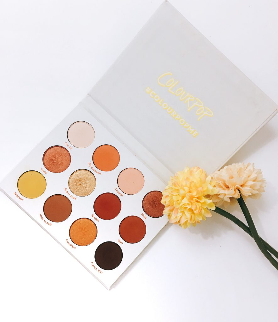 Colourpop「yes, please」