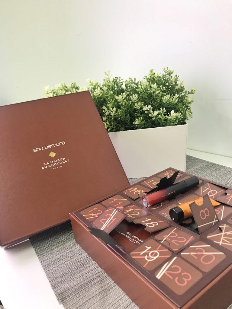 巧克力潮色驚喜禮盒植村秀