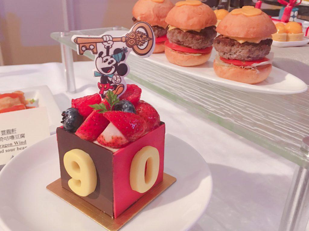香港迪士尼 米奇 生日