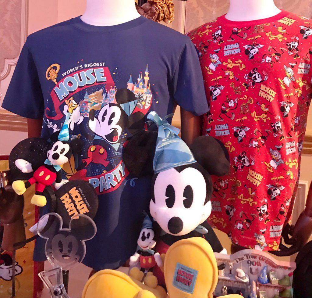 香港迪士尼 獨家商品 米奇生日