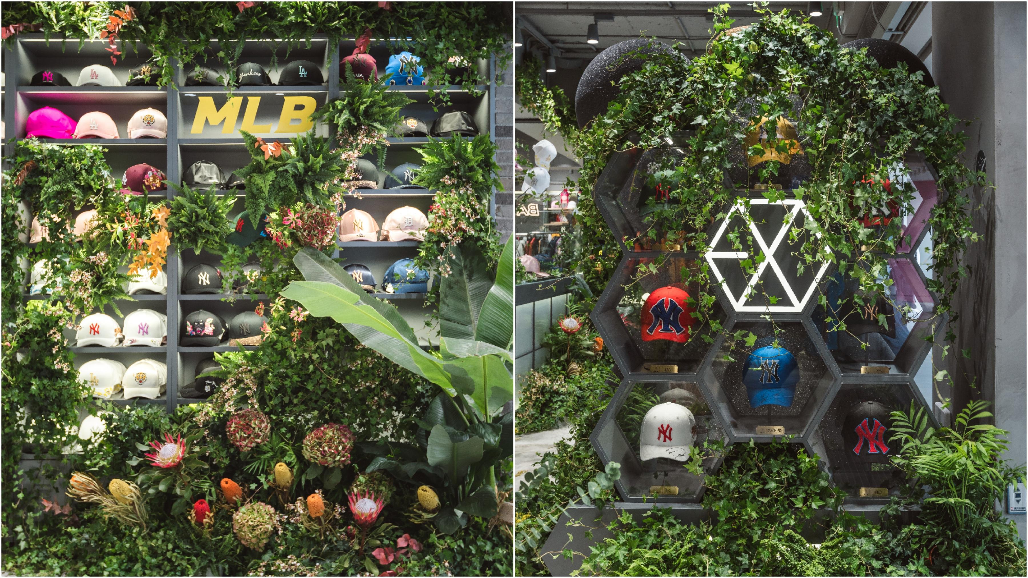 Street Garden Pop-Up
