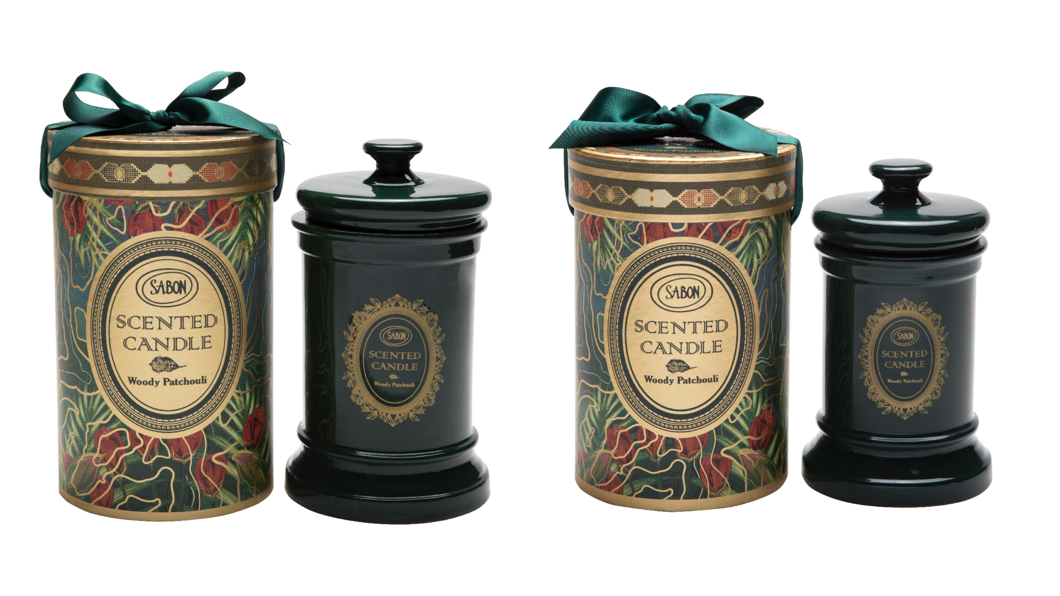 暮光森林陶瓷蠟燭 Candle Ceramic
