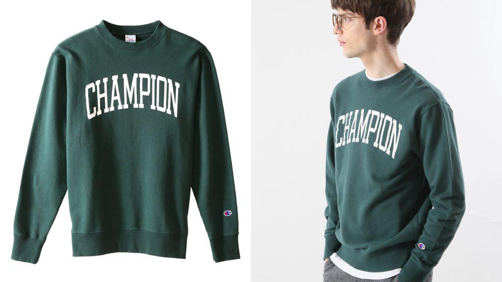 Champion Campus圓領大學上衣NT 1,980