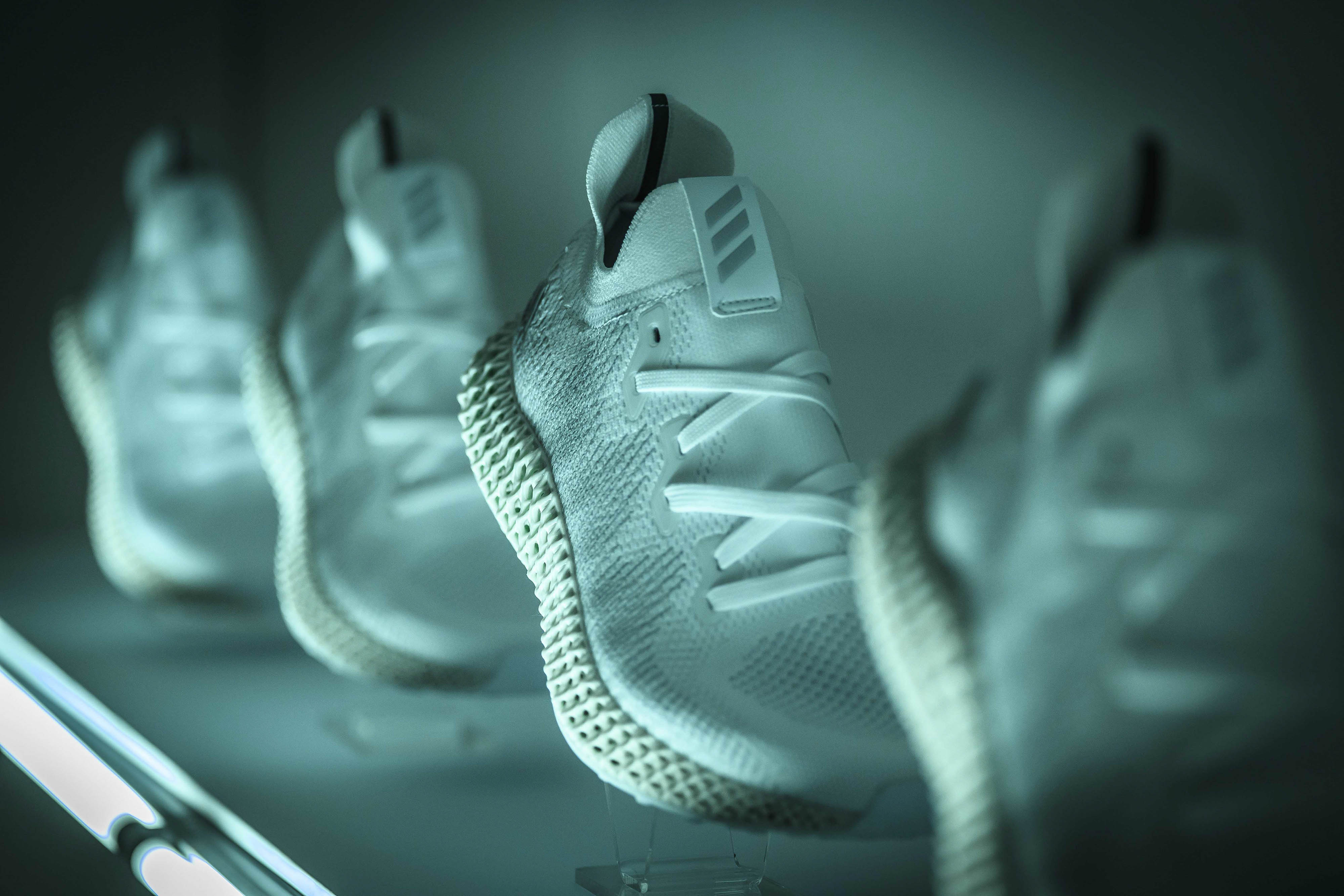 Adidas 4D ALPHAEDGE