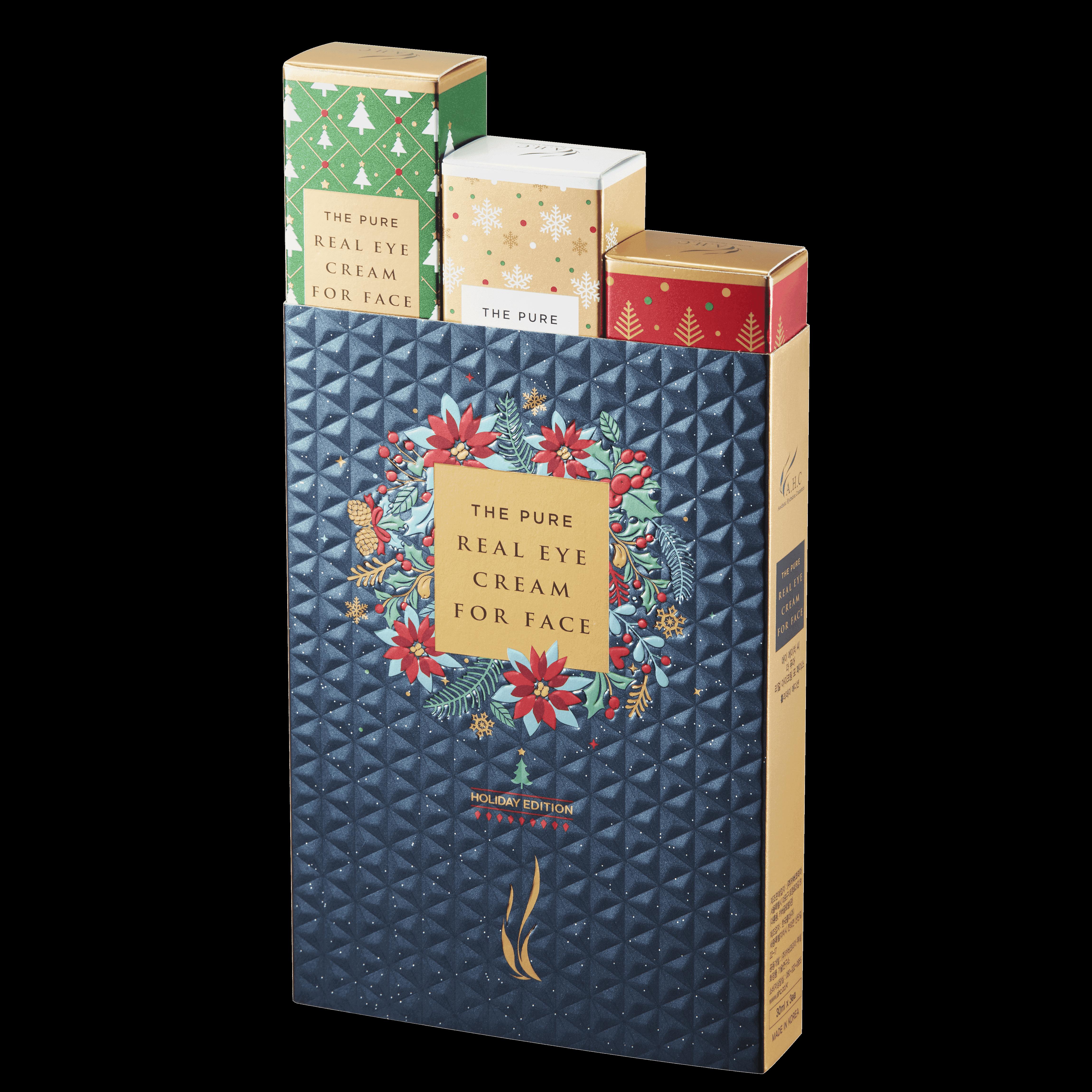 AHC眼霜聖誕禮盒限定版