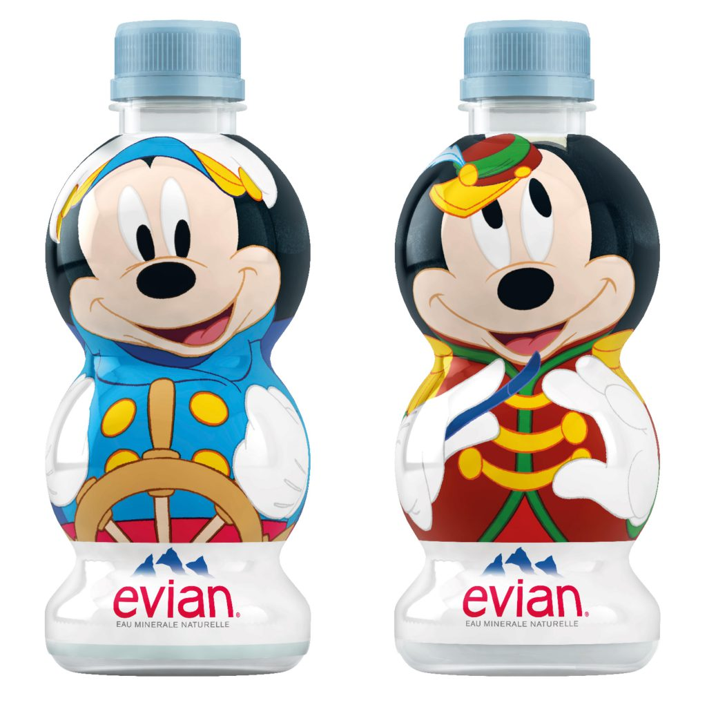 evian® Mickey Mouse 90
