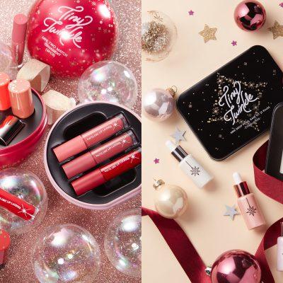 ETUDE HOUSE限量「星光閃爍聖誕系列」迎Holiday!底妝、肌膚、保養都照顧好好 完美過聖誕!