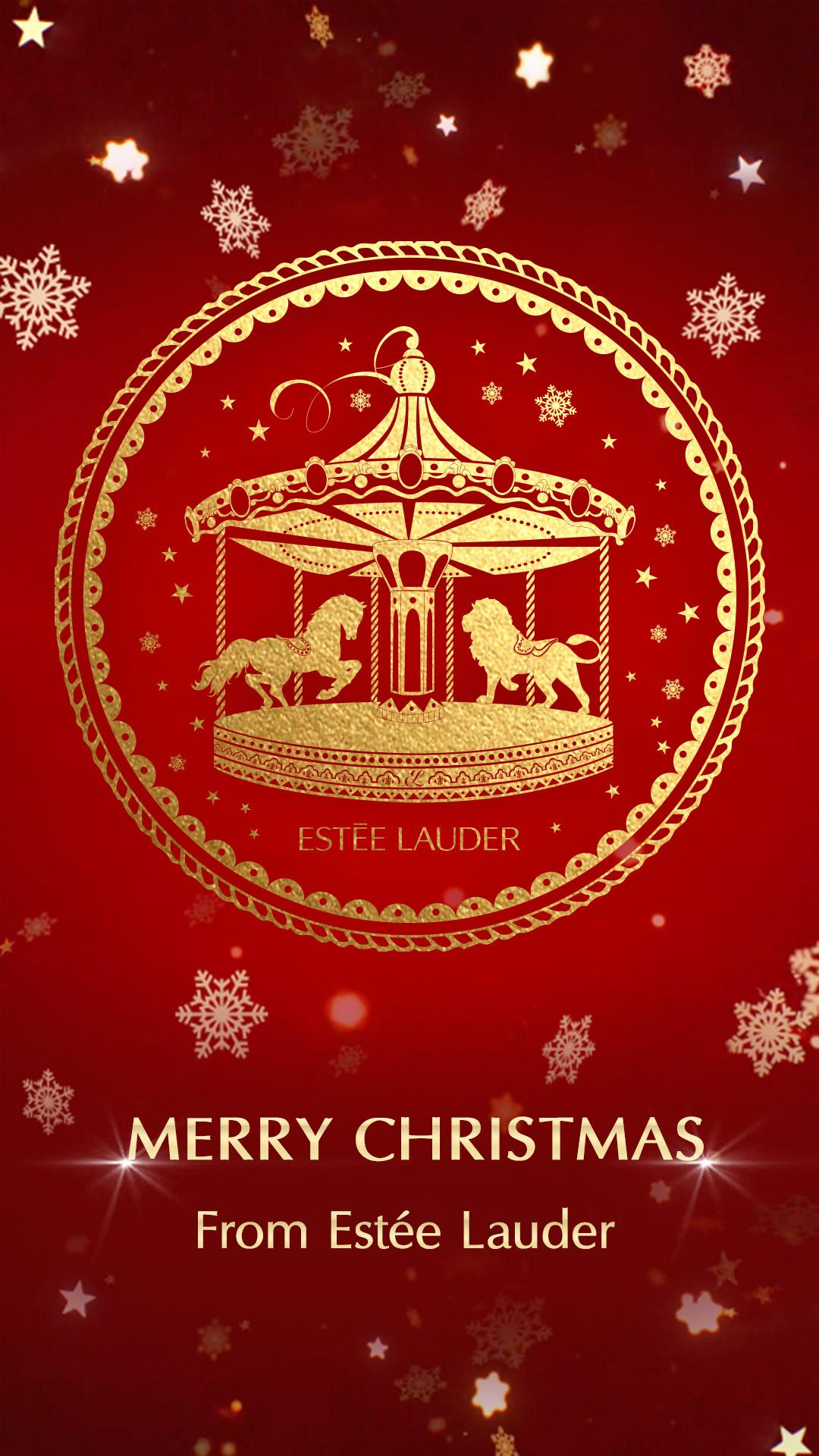 客製化聖誕影片賀卡