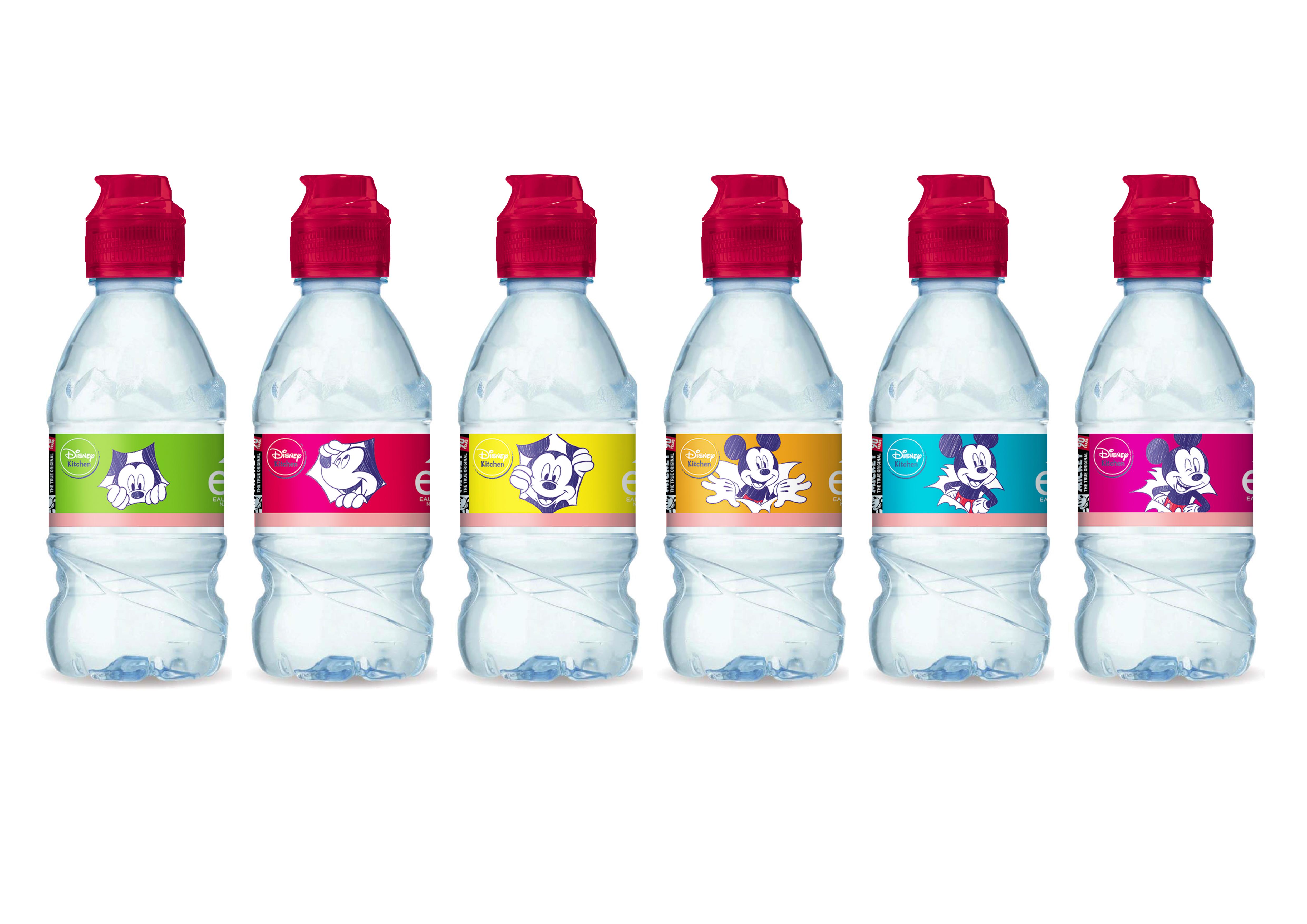 evian® Mickey Mouse 90週年兒童運動瓶系列