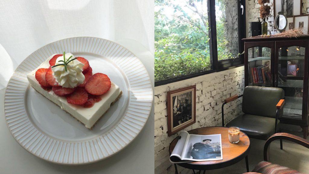 讓手機先吃!三間美到冒泡的「韓系咖啡廳」