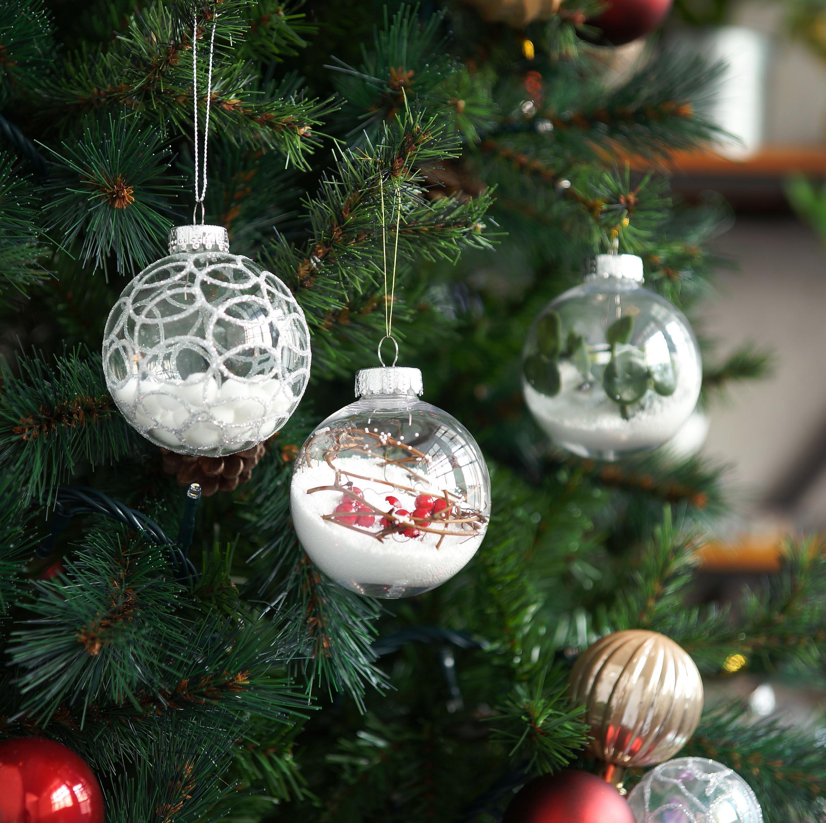 聖誕吊飾球亮點款