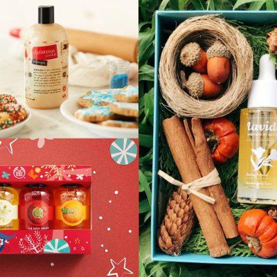 聖誕交換禮物新境界!居家保養、護膚禮盒…報給你知 讓你樣樣送到心坎裡!