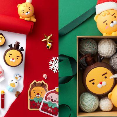 女孩們準備失心瘋!The Face Shop聖誕帶你找回童年初心 麋鹿萊恩淘氣指數100!
