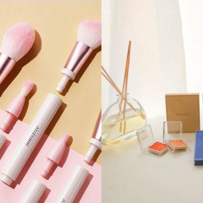 Innisfree 年末禮物My palette麂皮版 質感登場!滿足你的刷具欲望 趕走攜帶刷具煩惱!