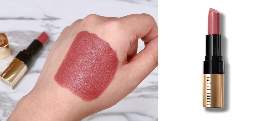 Bobbi Brown_金緻奢華唇膏 #Soft Berry莓果慕斯