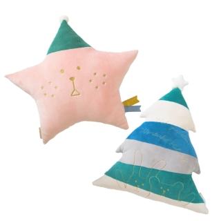 CRAFTHOLIC宇宙人聖誕許願流星抱枕組