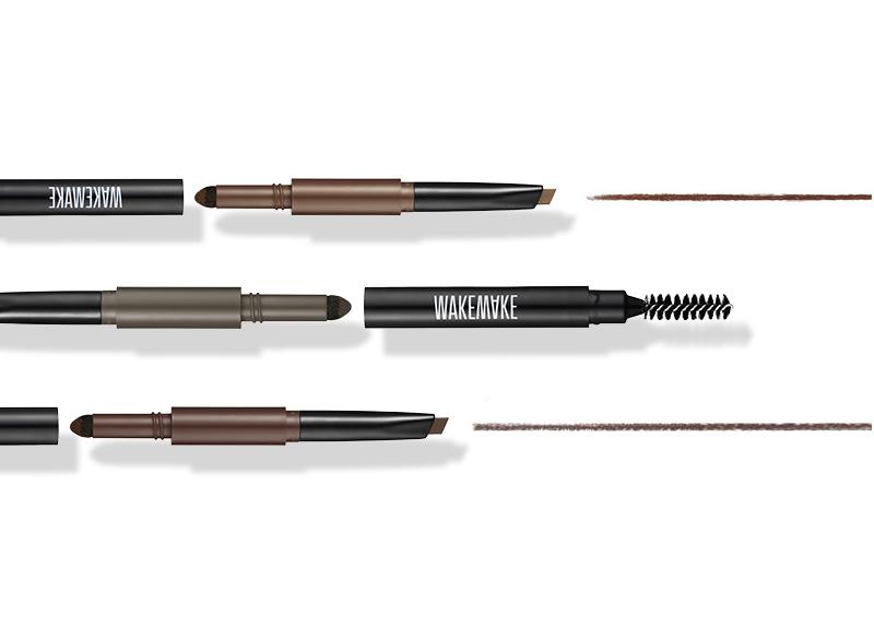 WAKEMAKE 三合一專業塑型眉筆