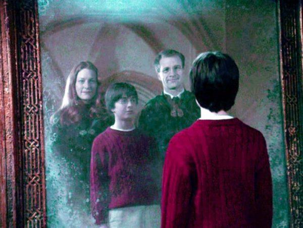 「是我們的選擇決定我們是誰,哈利,遠勝過於我們的能力。」