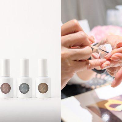 保養、美甲合而為一!uka量身定作你的專屬指甲底油 簡約五款層層堆疊出你的優雅!