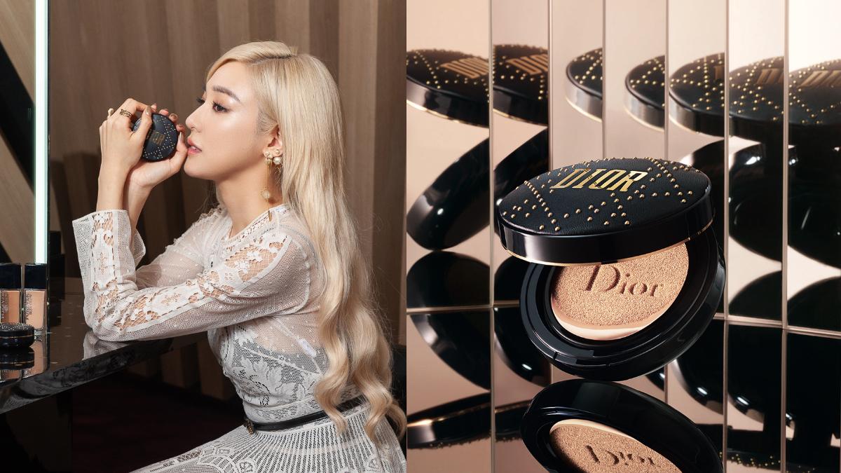 Dior超完美持久氣墊粉餅