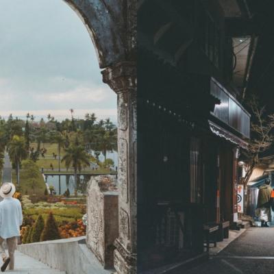 韓國攝影師旅遊照片