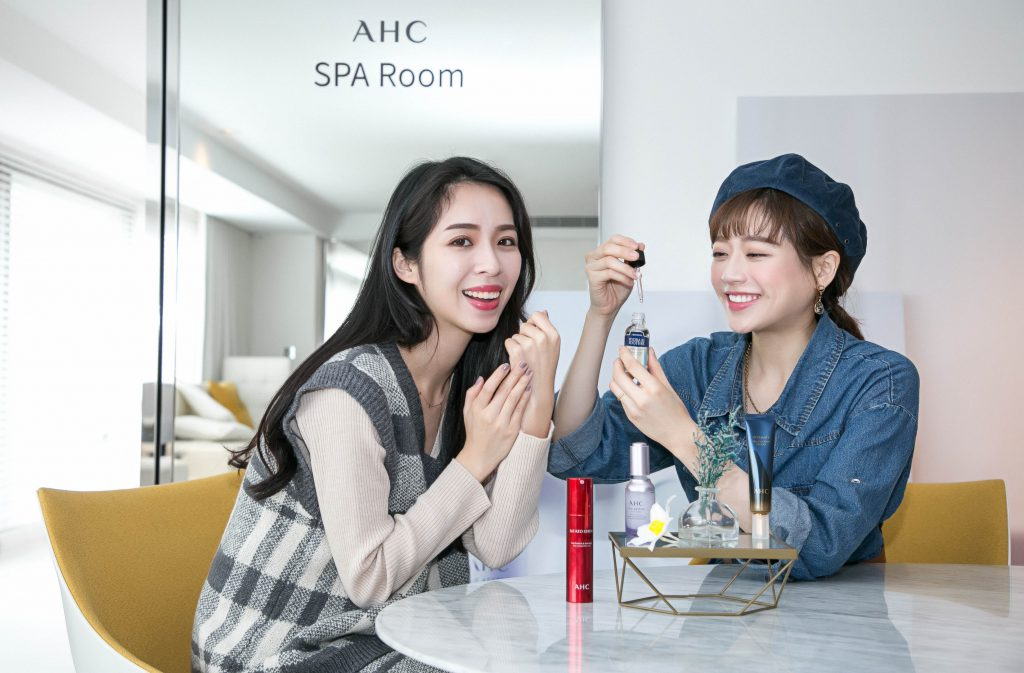 AHC美妍煥活青春系列