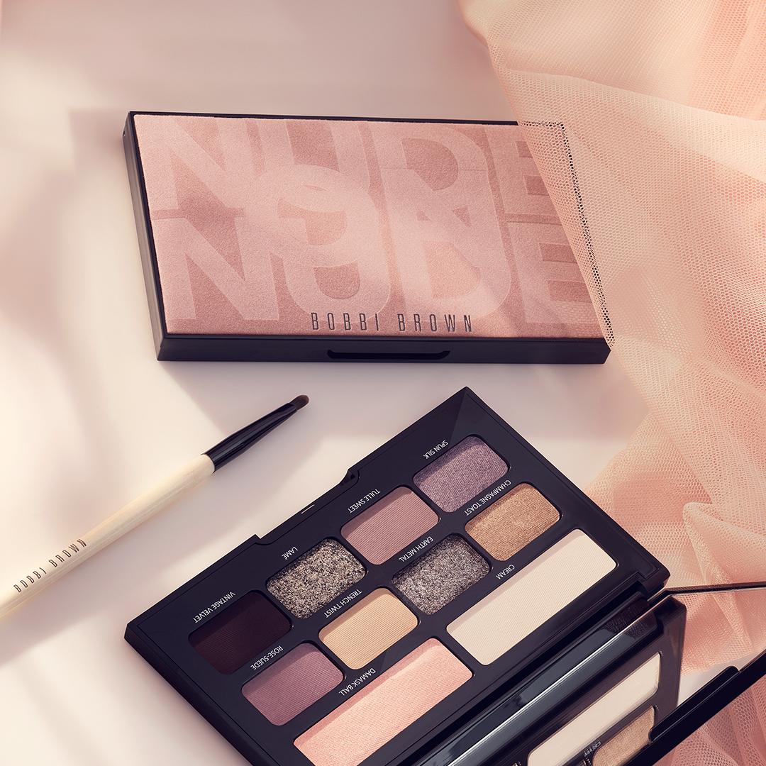 風格至上10色眼彩盤 Haute Nudes #粉紅絲絨 NT$1,950