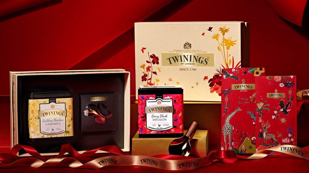 唐寧茶 新年 紅包