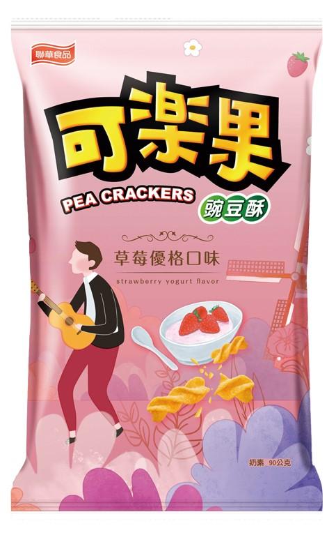 可樂果草莓優格口味/NT.35