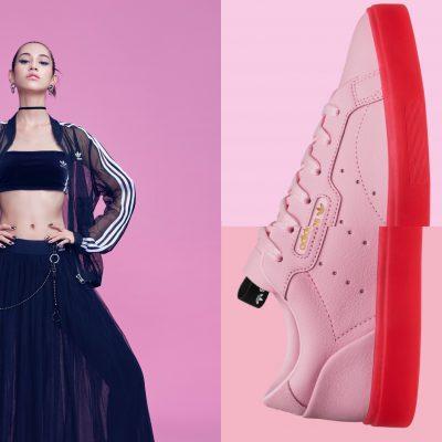 水原希子 Adidas originals