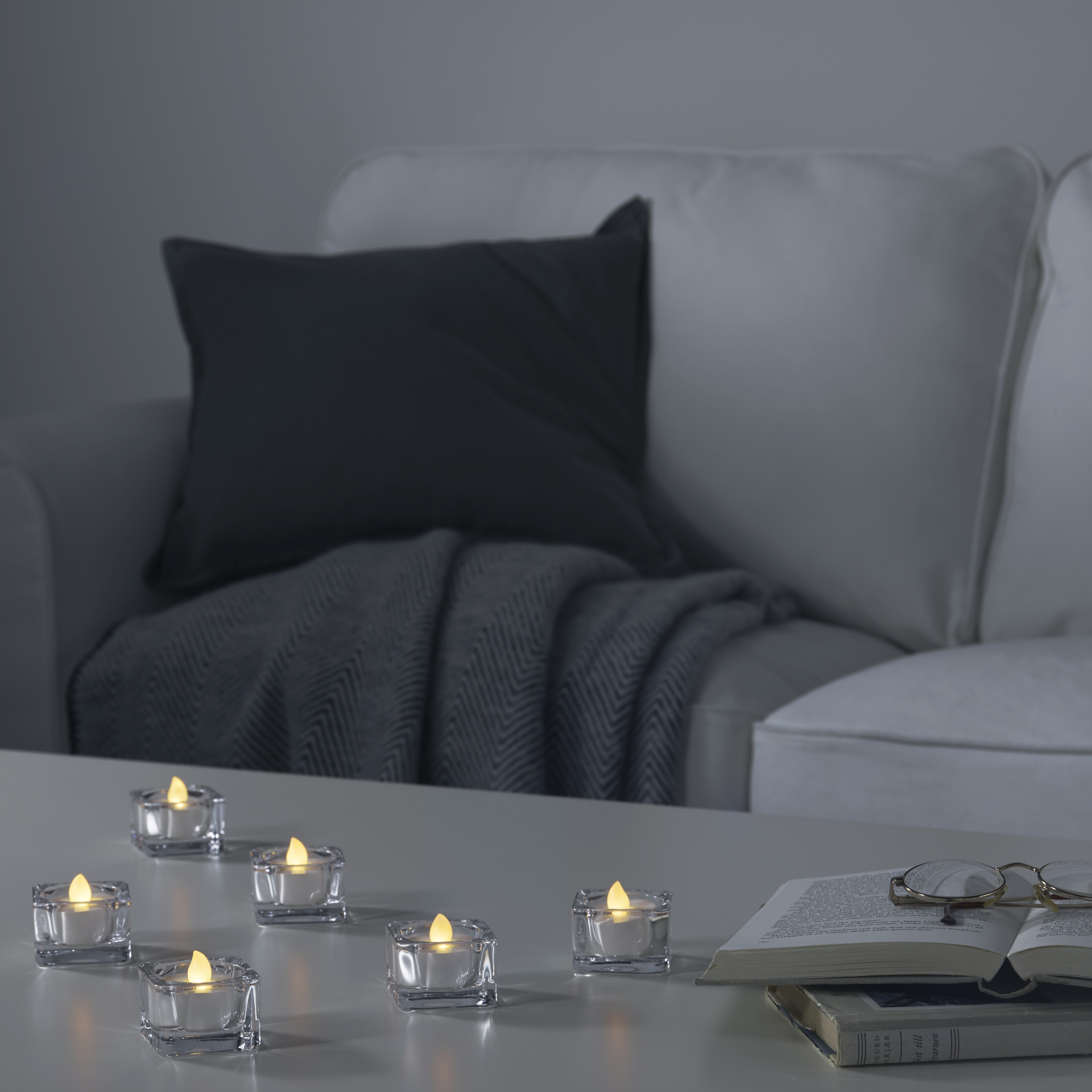 MOGNAD LED小蠟燭燈