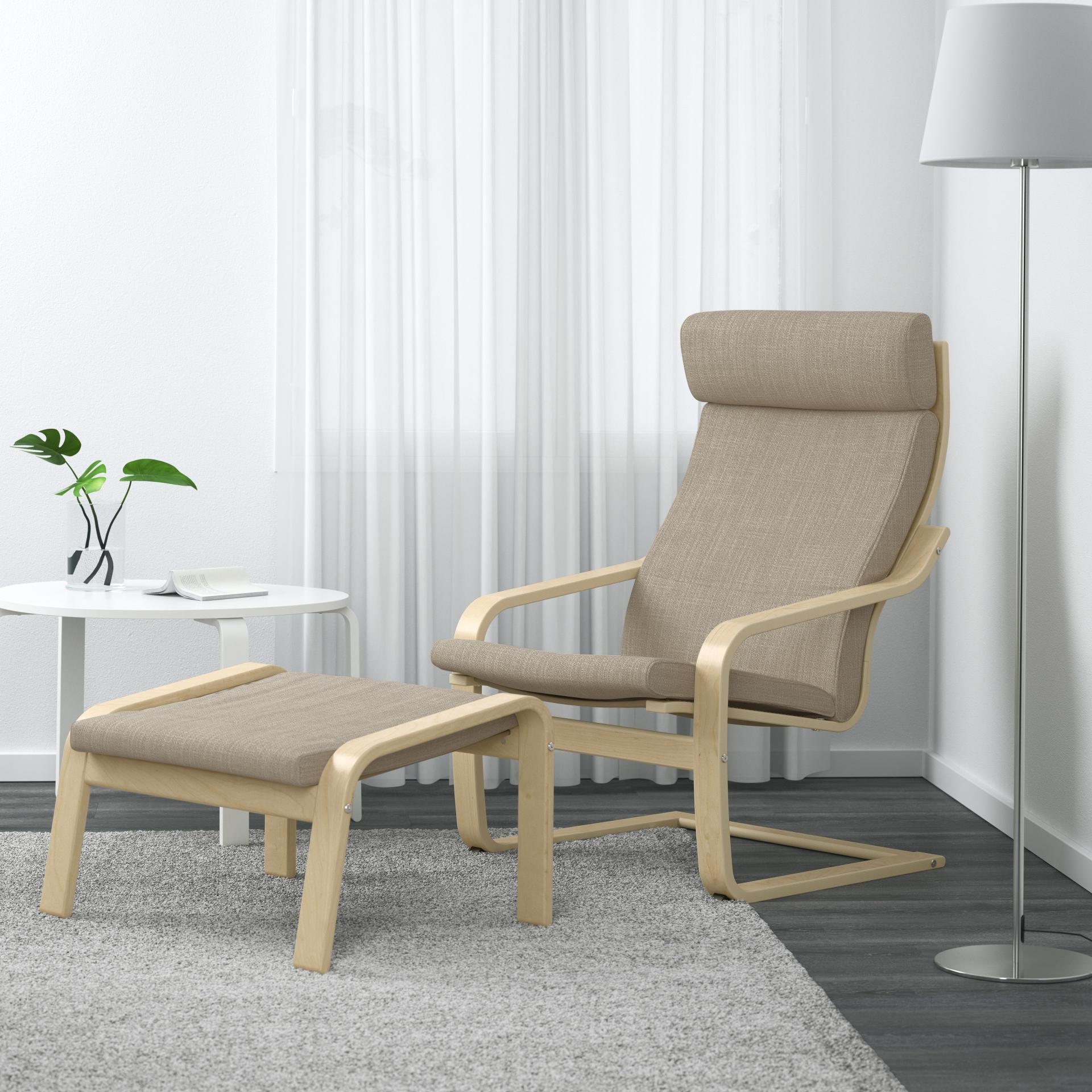 POÄNG扶手椅 椅凳