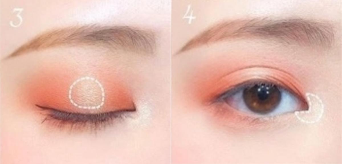 眼妝步驟圖