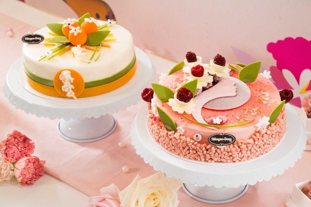 哈根達斯母親節蛋糕