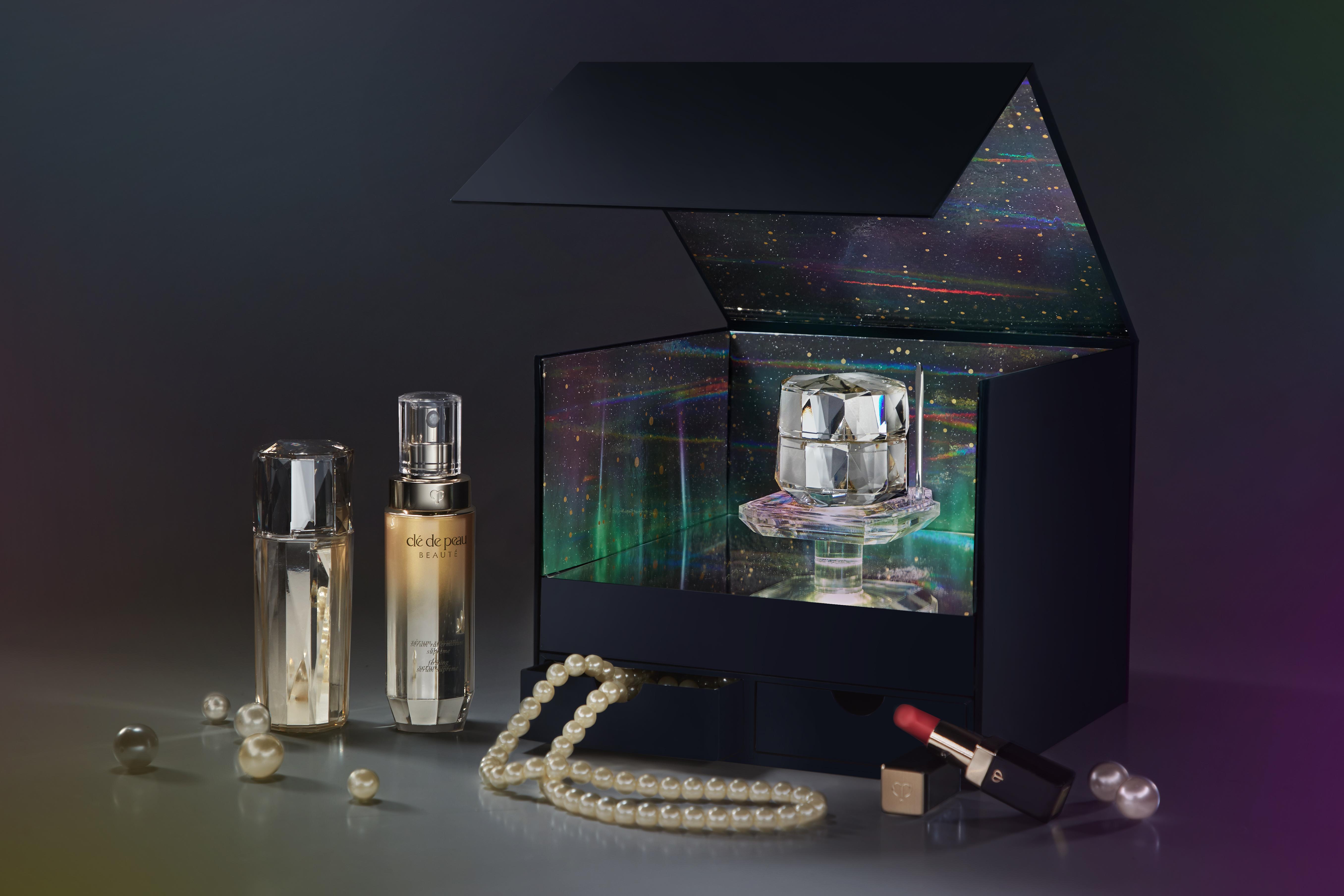 肌膚之鑰「精質乳霜傳奇極光禮盒」