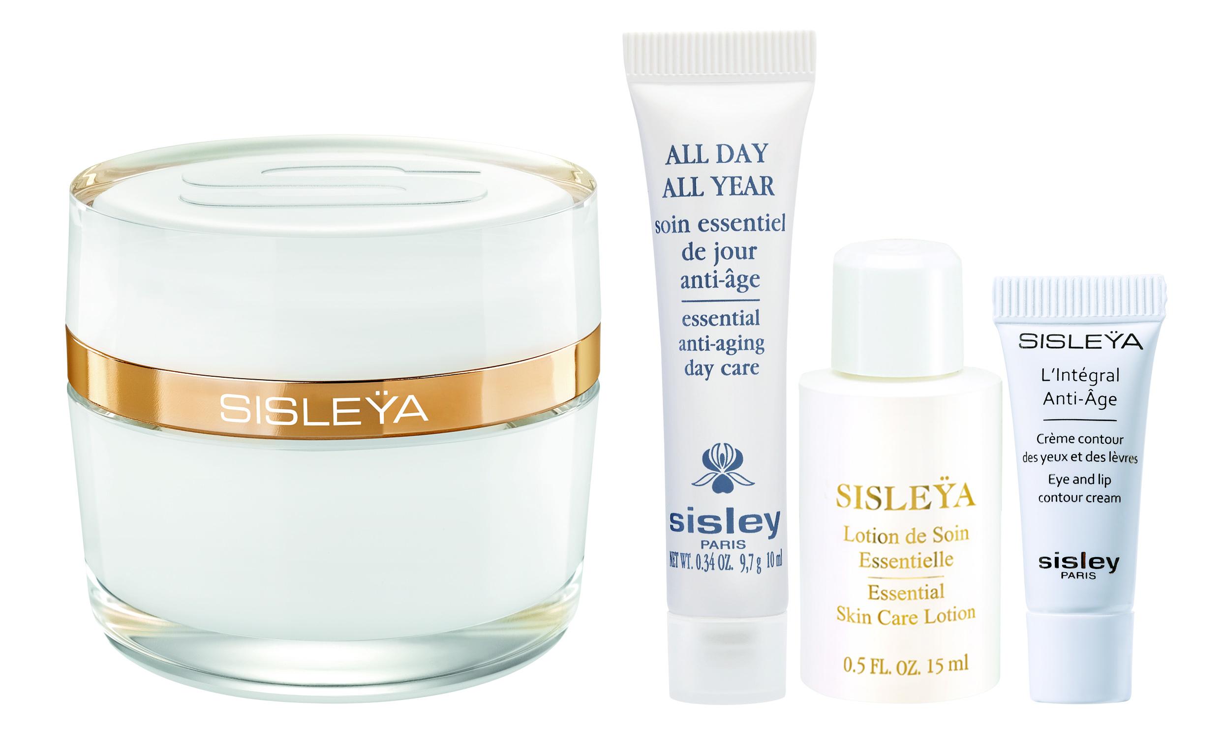 Sisley「抗皺活膚御緻駐顏霜組」