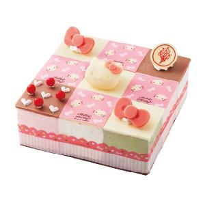 Hello Kitty 粉紅派對