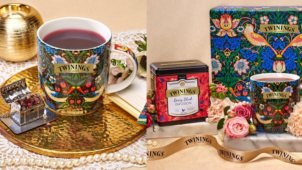 唐寧茶 V&A 母親節優惠