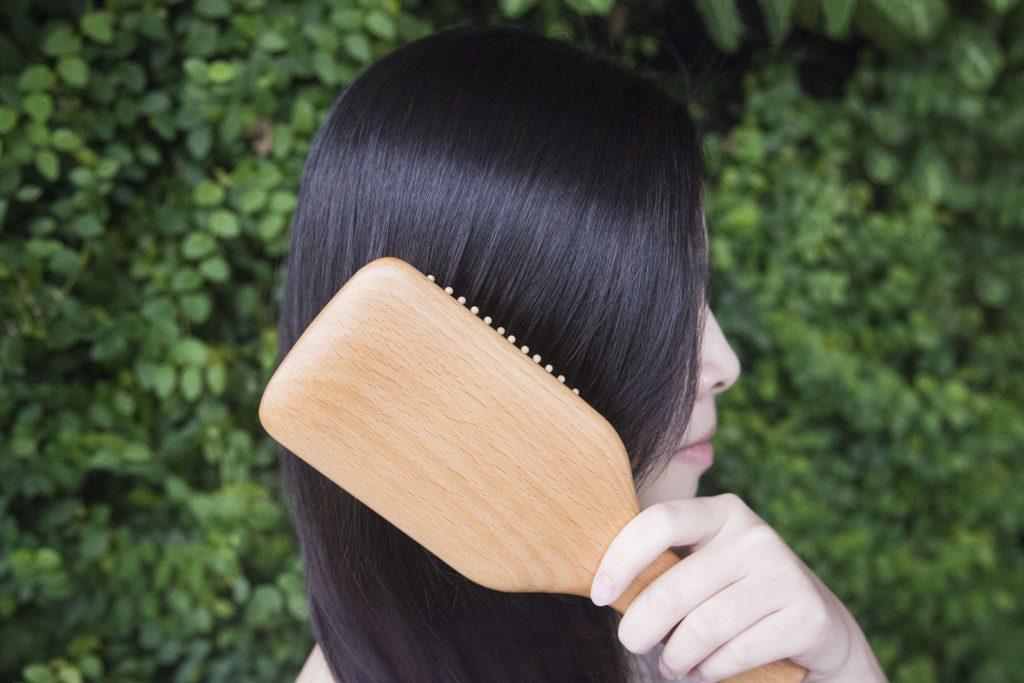 頭皮保養操作