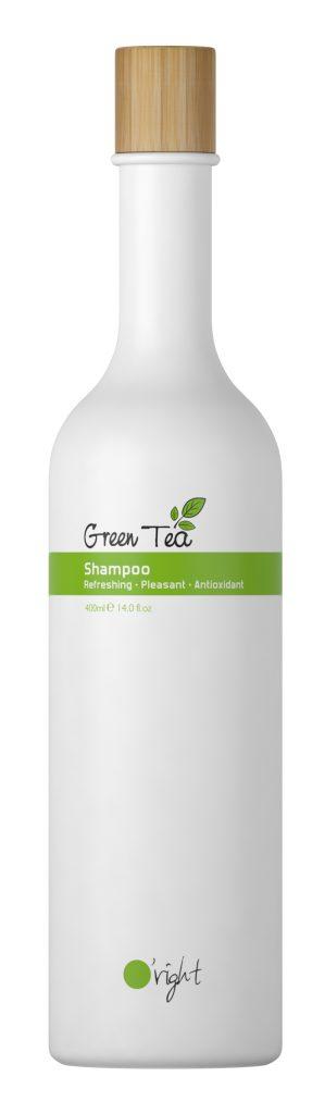 綠茶洗髮精