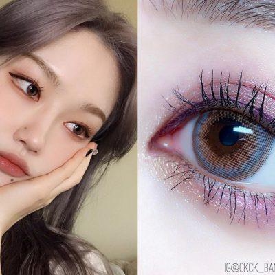 紫羅蘭眼妝
