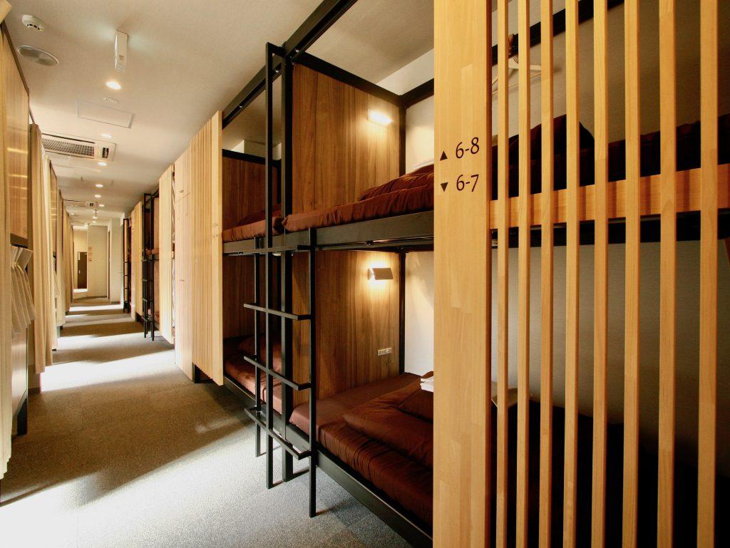 Qoo Hostel Osaka(酷大阪青年旅館)